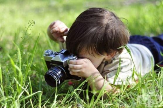 Развийте сетивата на децата си чрез фотография - изображение
