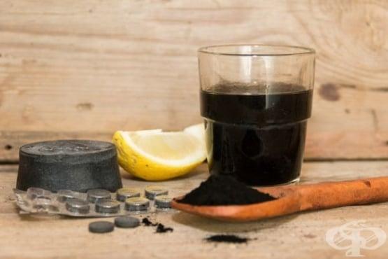 Детокс и прочистване с активен въглен - изображение