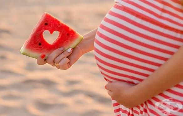 Консумацията на диня по време на бременността ви носи много здравословни ползи     - изображение