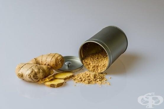Рецепти за пречистване на белите дробове с джинджифил - изображение