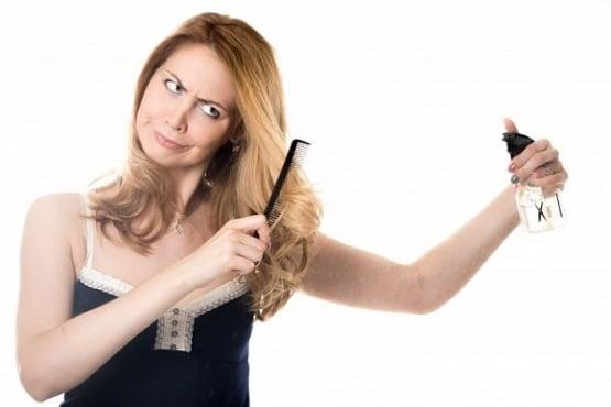 Пригответе си домашен спрей за изтощена коса - изображение