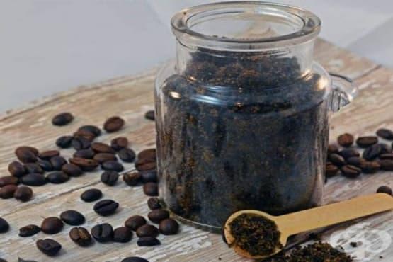 Преборете целулита с домашен ексфолиант за тяло от кафе, захар и етерични масла - изображение