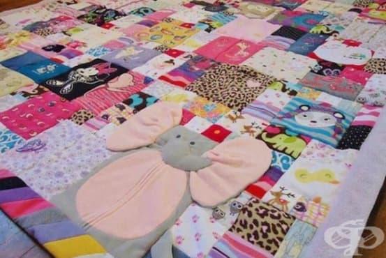 Рециклирайте умалелите бебешки дрешки по 3 практични начина - изображение