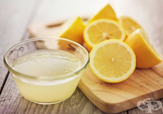 Елиминирайте гъбичките по краката със сода и лимон - изображение