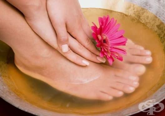 Елиминирайте гъбичките по ноктите с вани от синапено семе - изображение