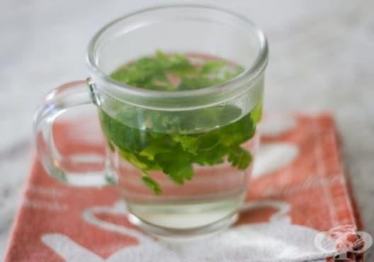 Елиминирайте излишните течности в организма с чай от магданоз - изображение
