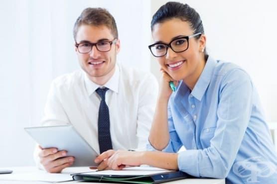 Как да използвате езика на тялото при бизнес среща и интервю - изображение