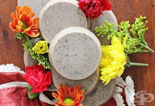 Направете си есенен сапун с аромат на кафе и подправки - изображение