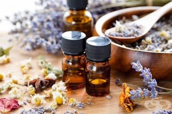 Използвайте 5 етерични масла срещу гъбички - изображение