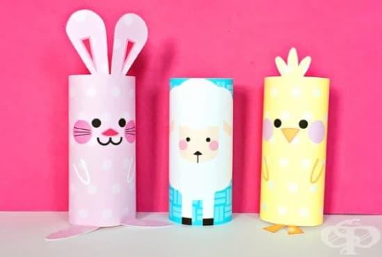 Зарадвайте децата със забавни празнични декорации - изображение