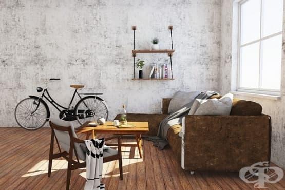 Ако се наложи да миете дървен под, го подсушете възможно най-бързо - изображение