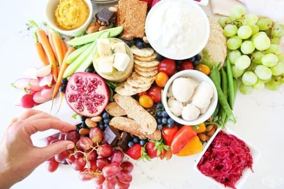 6 правила за комбиниране на храните - изображение