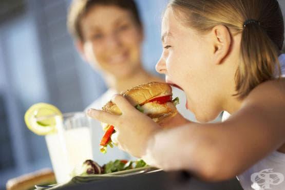 Ако детето ви е с наднормено тегло, забравете за junk food - изображение
