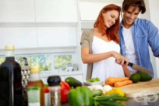 Прогонете стреса и забравете проблемите, вихрейки се в кухнята - изображение