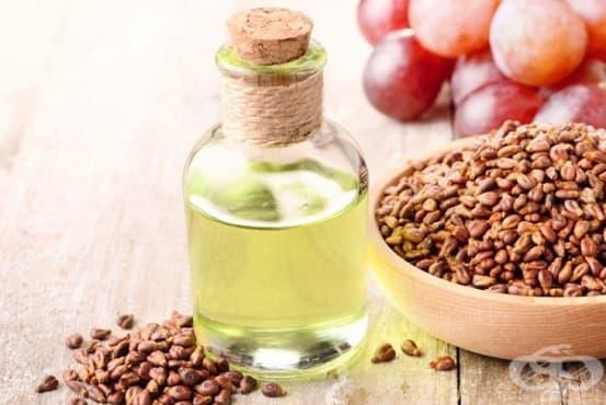 Открийте 4 ползи на маслото от гроздови семки за кожата - изображение