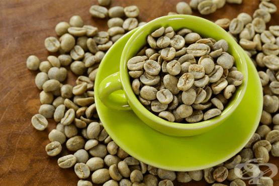 Изберете зелено кафе за антиоксиданти и контрол на теглото - изображение