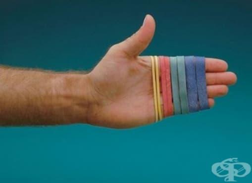 5 полезни приложения на гумените ластици - изображение