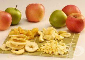 Хапвайте по 12 колелца сушени ябълки на ден, за да свалите холестерола си - изображение