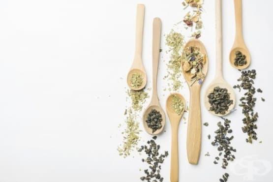 Подобрете храносмилането с 6 билки - изображение