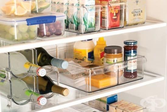 Използвайте тези практични съвети при подредбата на хладилника - изображение