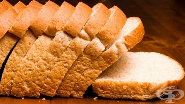 Абсорбирайте неприятните миризми в хладилника с помощта на хляб   - изображение