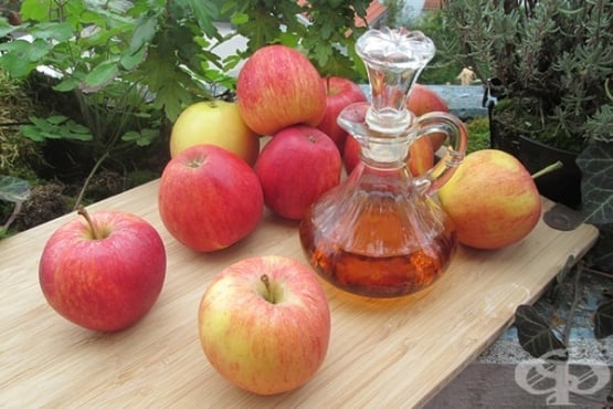 Използвайте ябълков оцет при подути крака - изображение