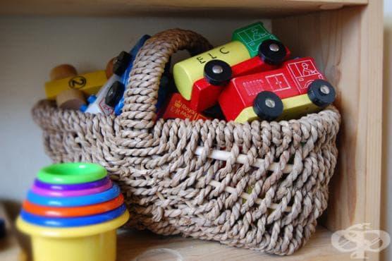 Подменяйте редовно наличните играчки, за да не омръзват на децата - изображение
