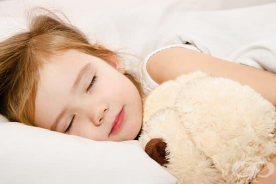 Помогнете на детето да заспи по 6 начина - изображение