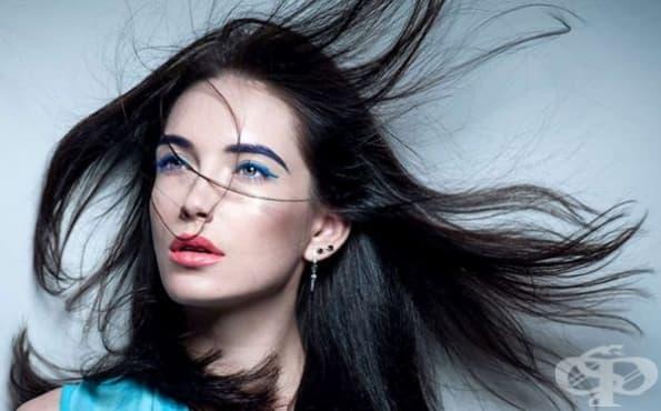 Как да боядисаме косата си с индиго? - изображение