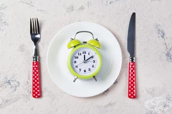 Контролирайте теглото с интервално гладуване - изображение