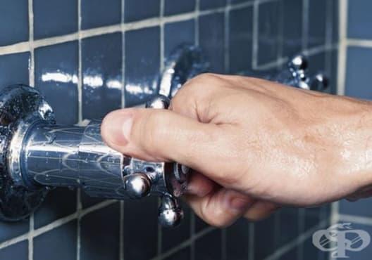 Избягвайте да си взимате душ след хранене - изображение