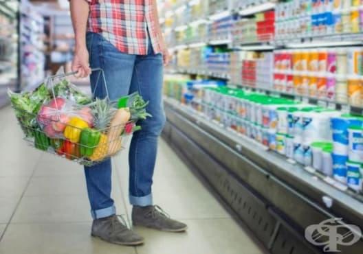 Избягвайте тези 10 грешки при пазаруване на храна - изображение