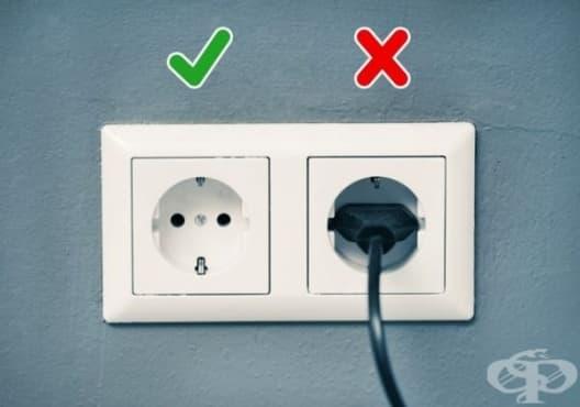 Изключвайте тези уреди от контакта, за да спестите енергия - изображение