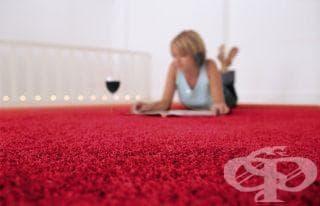 Използвайте настилки от естествени материали, за да намалите алергиите вкъщи - изображение