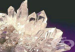 Използвайте планински кристал срещу емоционална и физическа болка - изображение