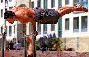 Използвайте топлите месеци за стрийт фитнес - изображение