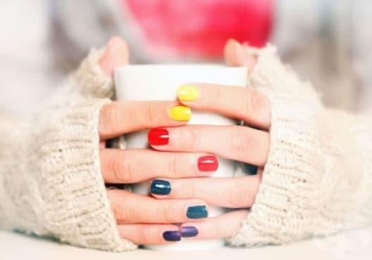 Използвайте 10 естествени начина за укрепване на чупливи нокти - изображение