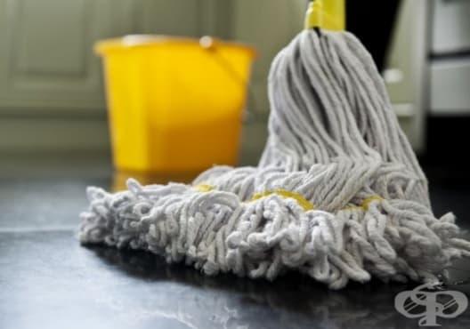 Използвайте 20 екологични начина за почистване на дома - изображение