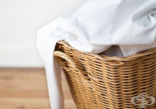 Използвайте 5 лесни начина за избелване на дрехите - изображение