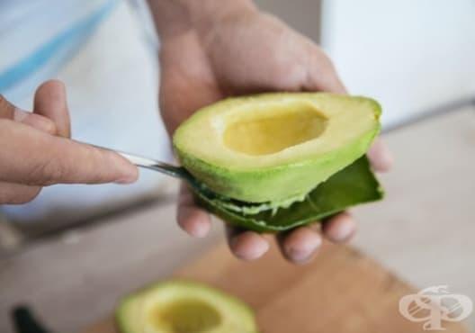 Използвайте авокадо, ако имате чупливи нокти - изображение