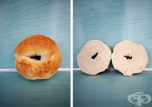 Използвайте хляб, за да почистите старите картини - изображение