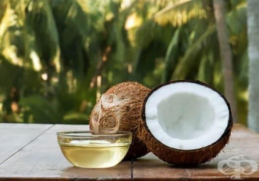 Използвайте кокос и лимон срещу напукани устни - изображение