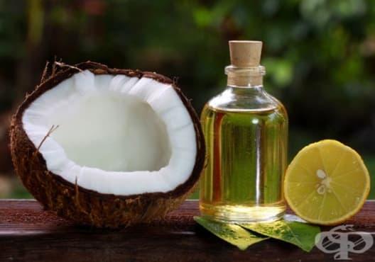 Използвайте лимон и кокосово масло за плътни и обемни вежди - изображение