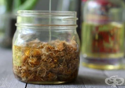 Използвайте масло от арника срещу псориазис - изображение