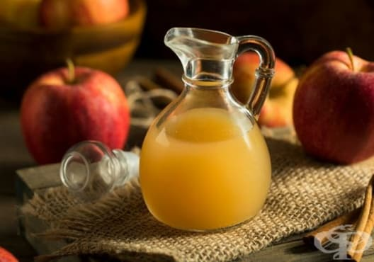 Използвайте натурален ябълков оцет за дома и градината - изображение
