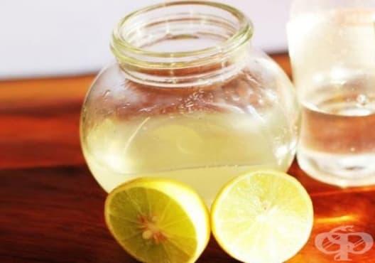Използвайте паста от алое, лимон и глицерин срещу зъбен камък - изображение