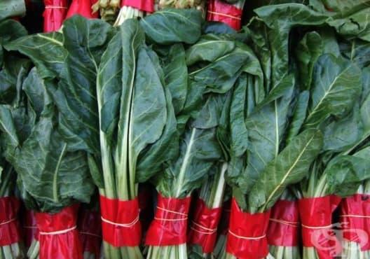 Използвайте паста от манголд срещу хемороиди - изображение