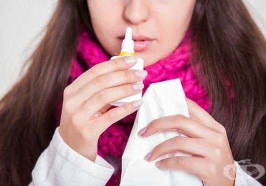 Използвайте соден разтвор срещу запушен нос - изображение