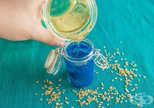 Използвайте лосион от ленено семе и лимон против суха и непокорна коса - изображение