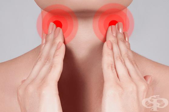 Хранене и добавки за щитовидната жлеза (хипотиреоидизъм) - изображение